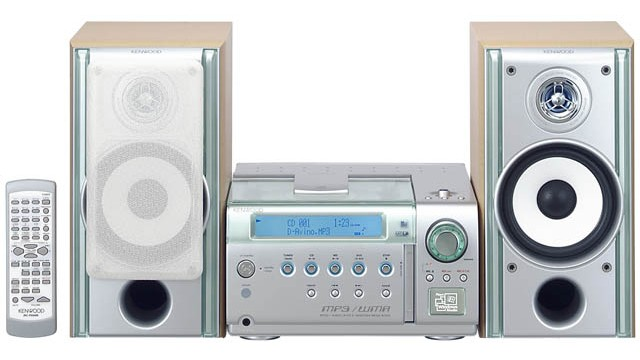 KENWOOD Digital Avino SJ-5WM