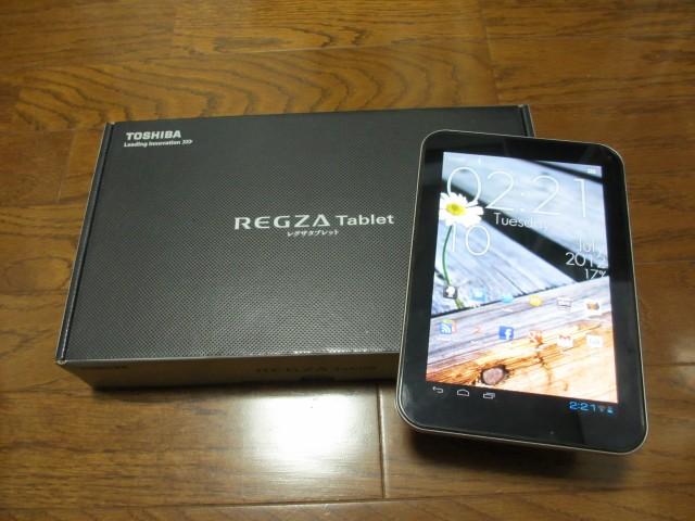 REGZA Tablet AT570